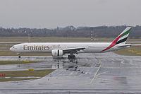 A6-EGZ - B77W - Emirates