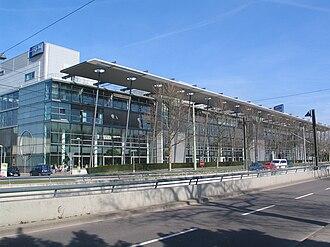 EnBW - EnBW headquarters in Karlsruhe