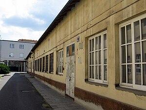 Oskar Schindler's Enamel Factory - Building B exterior