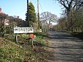 Entering Moreton - geograph.org.uk - 697261.jpg