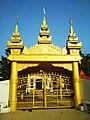 Entrance of Buddhist Bapusang at Bor-Khamti Gaon, Narayanpur, North Lakhimpur.jpg