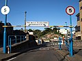 Entrance to car park, Torquay - geograph.org.uk - 738158.jpg