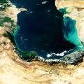 Envisat image of the southern Caspian Sea ESA223952.tiff