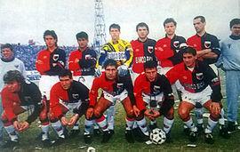 c99bb038a0 Segundo ascenso a Primera División (1995) editar