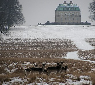 Jægersborg Dyrehave - The Hermitage, a royal hunting lodge