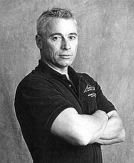 Ernest Emerson American knifemaker and martial artist