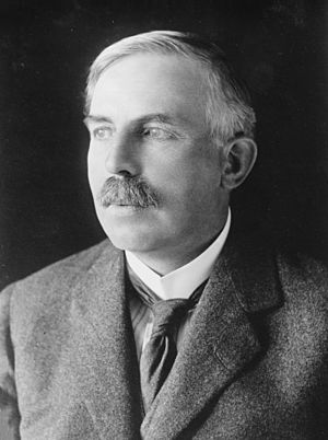Ernest Rutherford - Image: Ernest Rutherford LOC