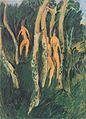Ernst Ludwig Kirchner - Drei Akte unter Bäumen - 1913.jpeg
