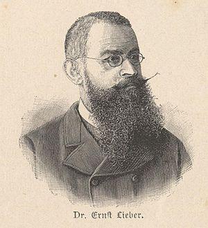 Ernst Maria Lieber
