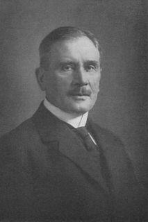 Ernst Trygger Swedish 20th century prime minister