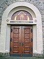 Eschweiler Antoniuskirche mittlere Tür.jpg