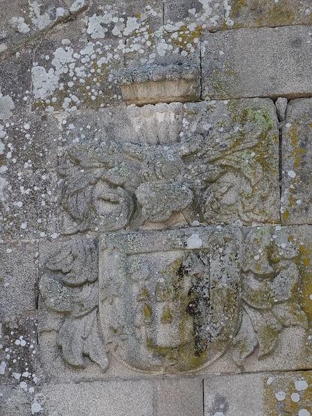 Ficheiro escudo igrexa de san cibrao de lama m ba os de molgas ourense 05 jpg wikipedia a - Banos de molgas ourense ...