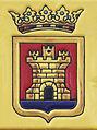Escudo de Algeciras 2009 Calle Coronel Ceballos.JPG