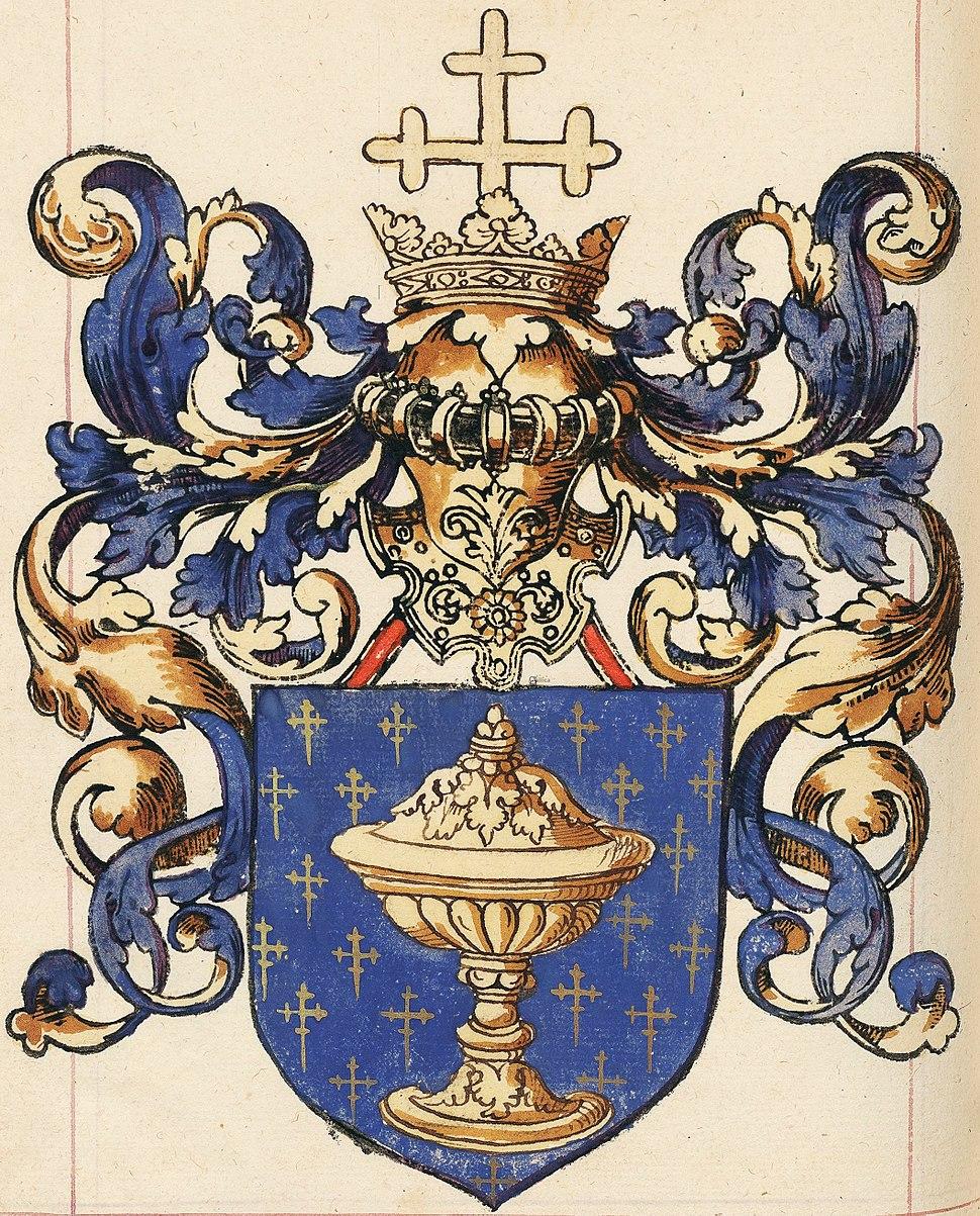 Escudo de Galicia - reino de Galicia