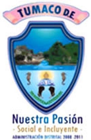Tumaco - Image: Escudo de Tumaco