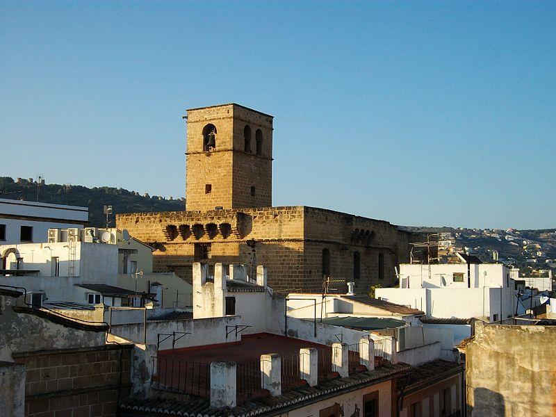 Església de Sant Bartomeu, Xàbia.JPG