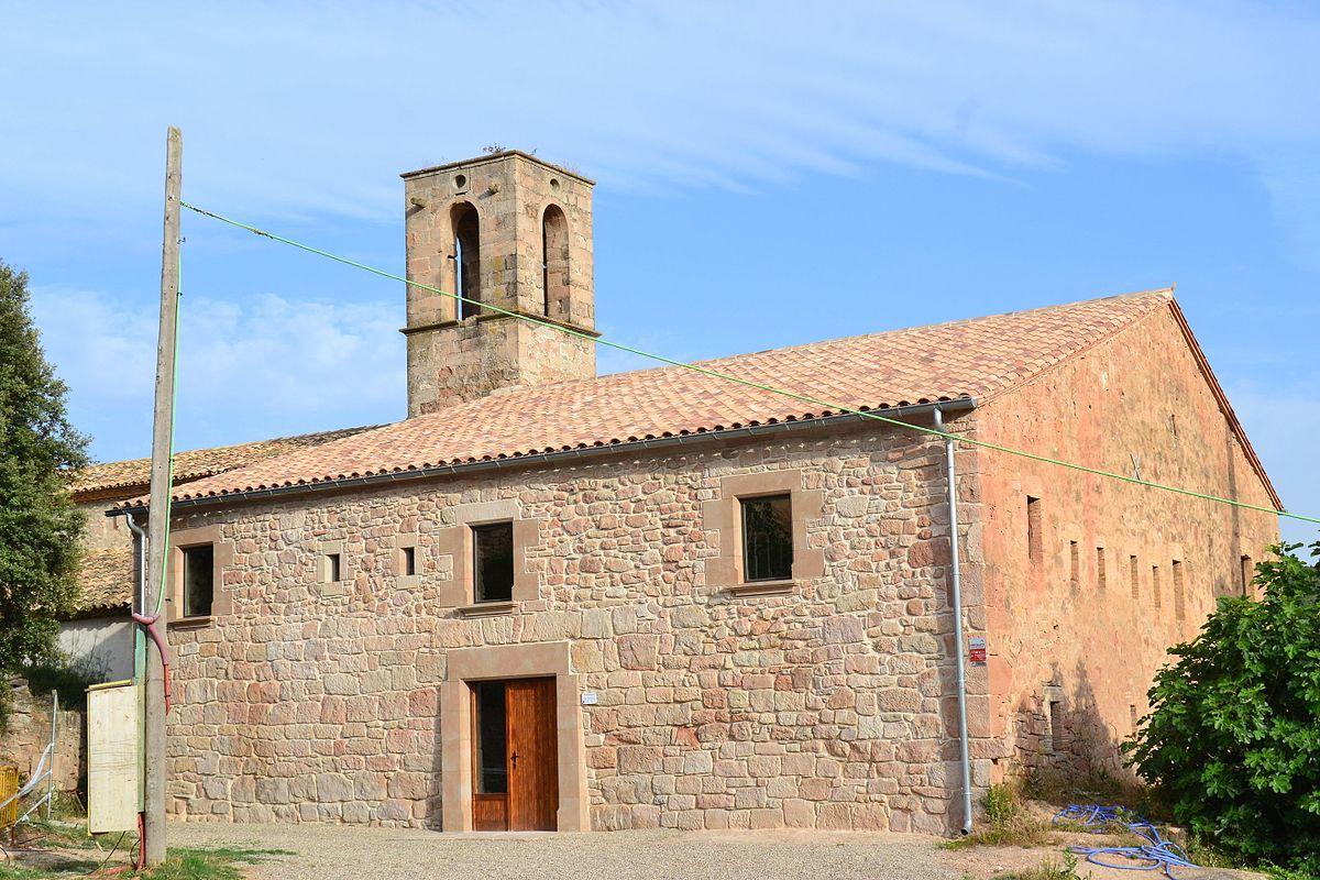 Sant miquel de castellar viquip dia l 39 enciclop dia lliure for Piscina aguilar de segarra