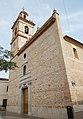 Església de sant Vicent màrtir - Benimàmet.JPG