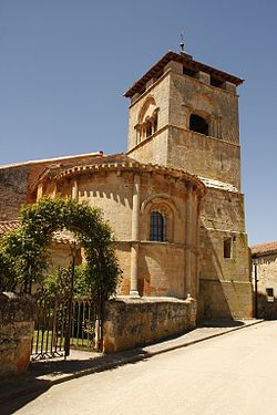 San Millán church (13th-17th century)