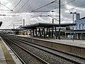 Estação Ferroviária de Carregado, plataforma 1. 11-19.jpg
