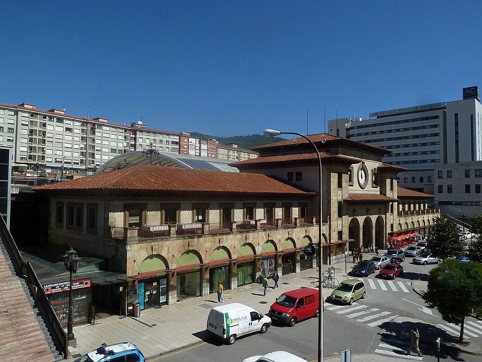 Estacion Norte Oviedo - Nacho Gonmi