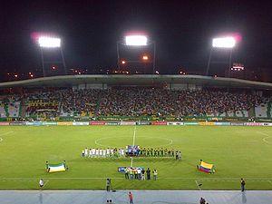 2001 Copa América - Image: Estadio Centenario de Armenia