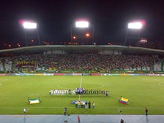 2011 FIFA U-20 World Cup - Image: Estadio Centenario de Armenia