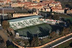 CD Toledo - Salto del Caballo Stadium