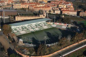 CD Toledo - Salto del Caballo Stadium