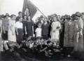 Estella Ketola funeral 1925.png