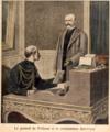 Esterhazy et le général de Pellieux - Le Petit Journal - 1897.png