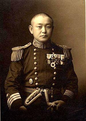 Kyōsuke Eto - Captain Etō Kyosuke