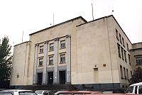 Universidad Politécnica de Madrid, E.T.S. de Arquitectura.
