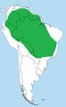 Eunectes murinus Distribution Map.png