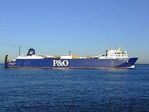 European Trader, Port of Rotterdam, Holland, 06JAN2009 pic7.JPG