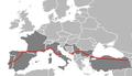European route E80.png