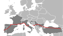 European route E80.png