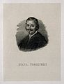 Evangelista Torricelli. Line engraving by Foi. Wellcome V0005864.jpg