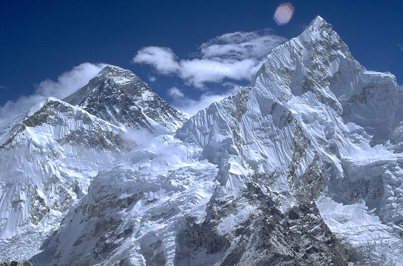 File:Everest and Nuptse.jpg