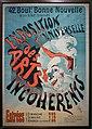 Exposition Universelle des Arts Incohérents, Jules Chéret.jpg