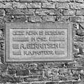 Exterieur NOORDGEVEL, GEDENKSTEEN - Woudsend - 20285622 - RCE.jpg