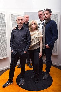Brix & the Extricated British post-punk band