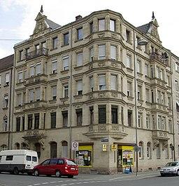 Karlstraße in Fürth