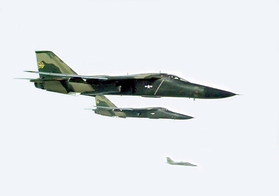 F-111As Combat Lancer 1968