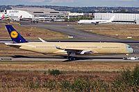 D-AIXA - A359 - Lufthansa