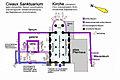 F08.Civaux.Sanktuarium, Kirche.Grundriss.0001.2.jpg