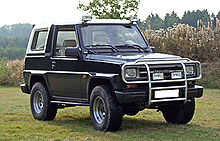 Daihatsu Rugger - Wikipedia, the free encyclopedia