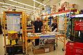 FEMA - 40130 - FEMA mitigation officers at a hardware store in Washington.jpg