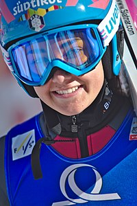 FIS Ski Jumping World Cup Ladies Hinzenbach 20170205 DSC 0020.jpg