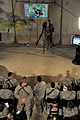FOB Prosperity soldiers speak with International Space Station astronauts DVIDS235556.jpg